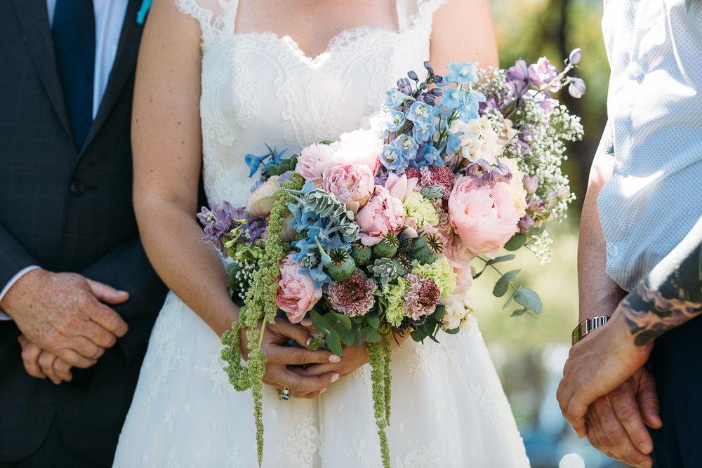 Botanica Naturalis wedding flowers