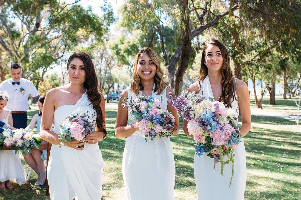 Botanica Naturalis-bridesmaid bouquets