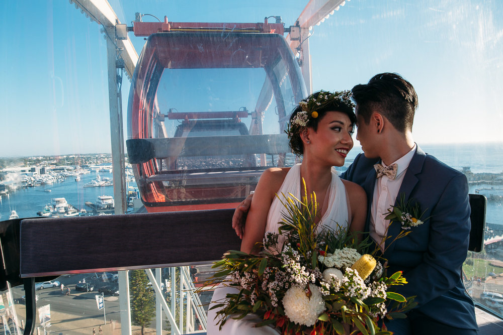 The Esplanade Fremantle wedding