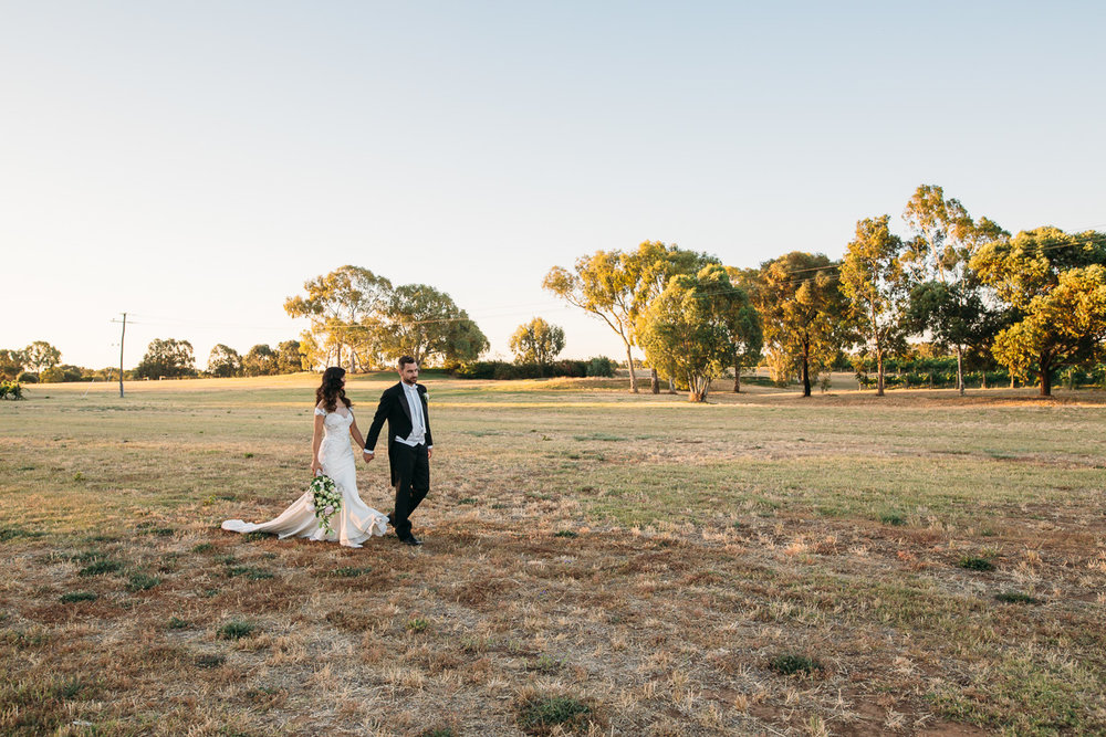 Winery wedding-Sandalford Wines