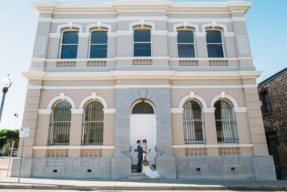 Wedding at Fremantle