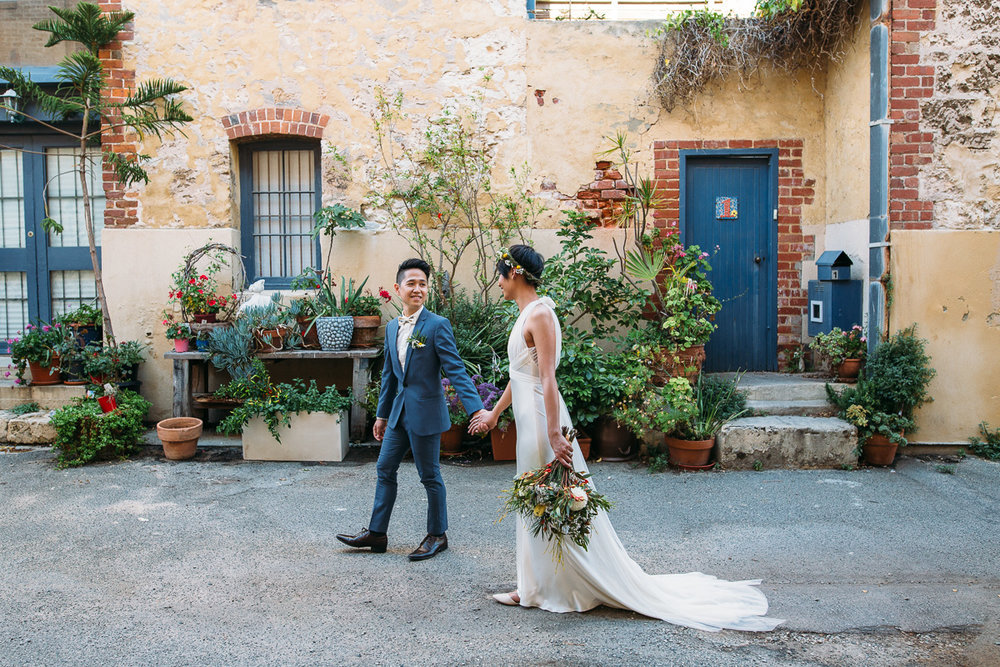 Moore & Moore Wedding - Fremantle
