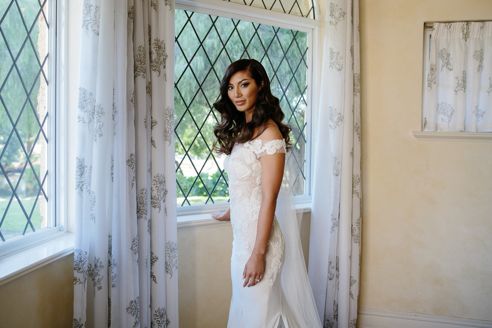 Pallas Couture bride - Swan Valley wedding