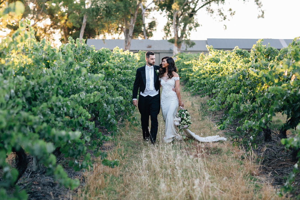 Sandalford Wines wedding