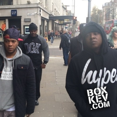 """The Lox """"Try Me Remix"""""""