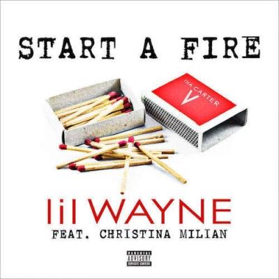 """Lil Wayne x Christina Milian """"Start A Fire"""""""