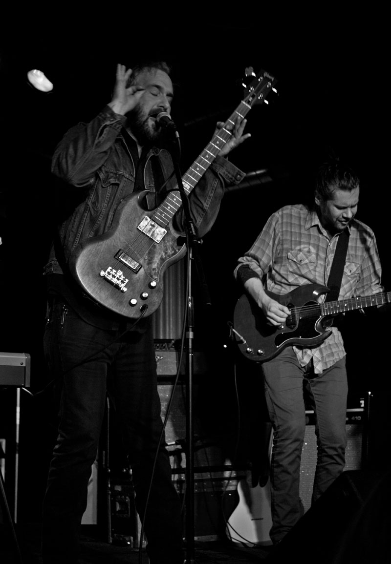 William Elliot Whitmore with Middle Western at The Redstone Room Friday, March 3rd, 2017. -- photo by Matthew Terry.jpg
