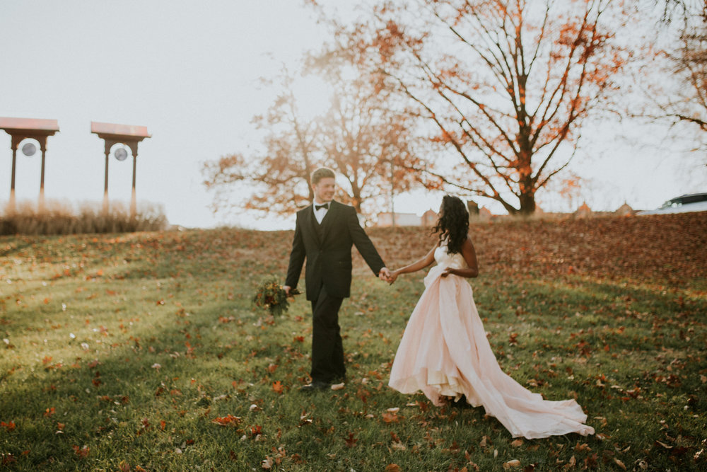 Baltimore Intimate wedding by BreeAnna Lasher