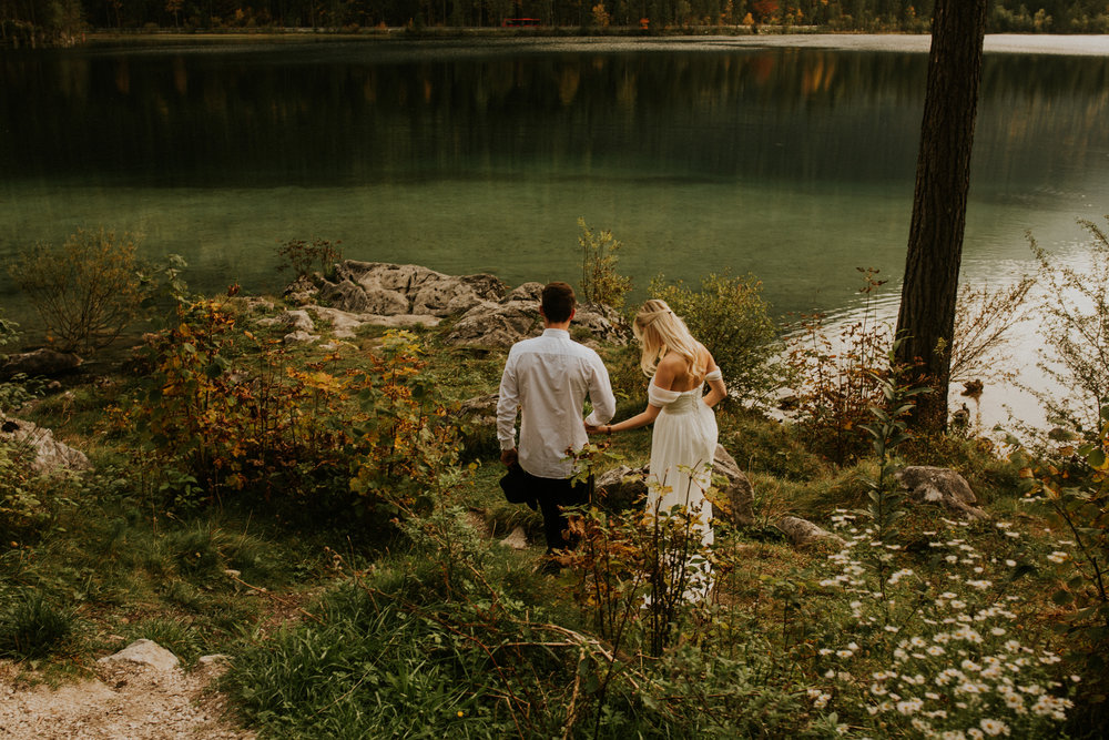 Austrian elopement at the HIntersee By BreeAnna Lasher