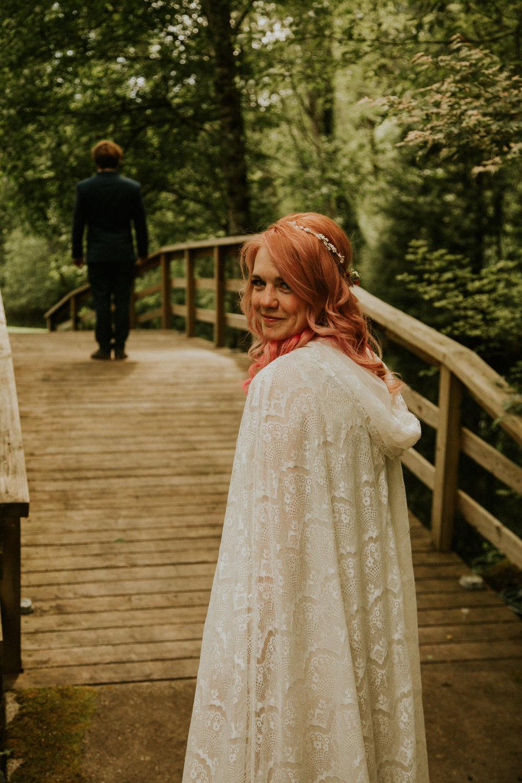 cedar springs elopement photographer