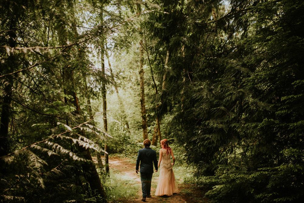 cedar springs wedding venue elopement pagan fairy