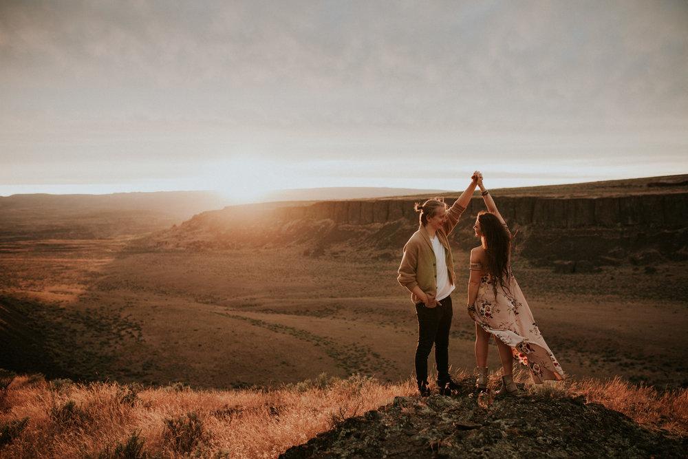 vantage love story elopement photographer
