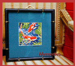 Koi - ARTIS PURA Custom Framing