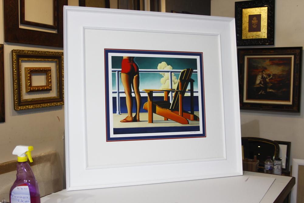 ARTIS PURA Hamptons design frame