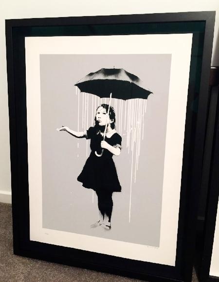 """""""Nola"""", Banksy"""