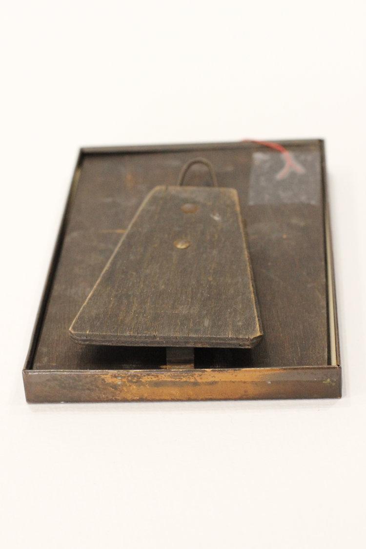 Art Deco Antique Metal Photo Frame - AF0147 — Custom Picture Framing ...