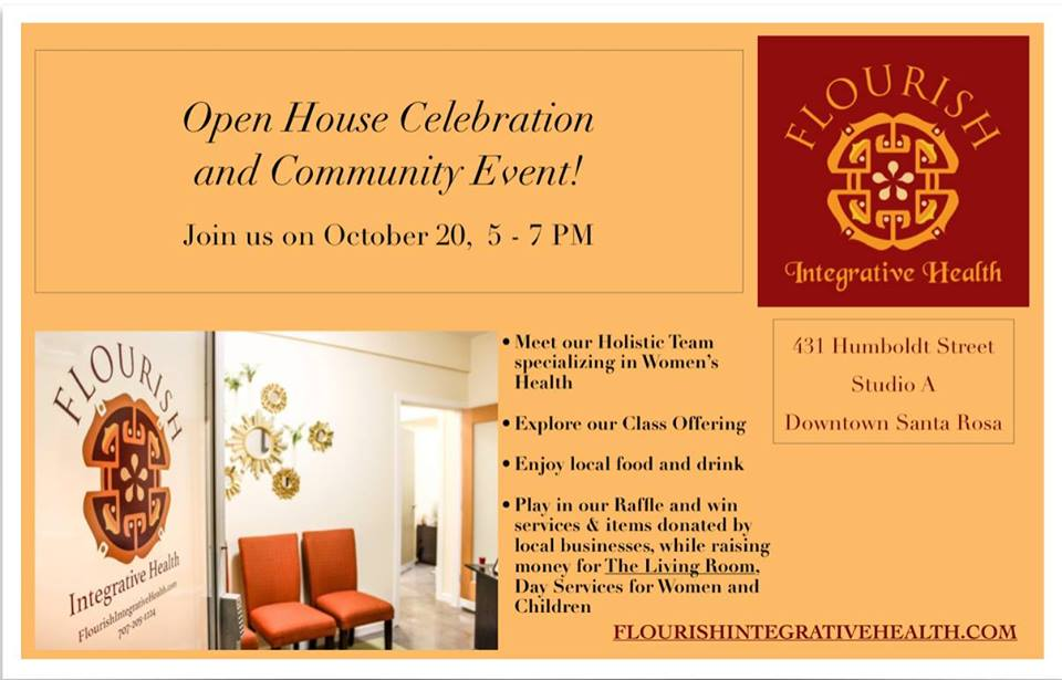 Please join us for a night of celebration and community gathering! There will be a raffle, food, drink, music, and a chance to win some great prizes to benefit  The Living Room.