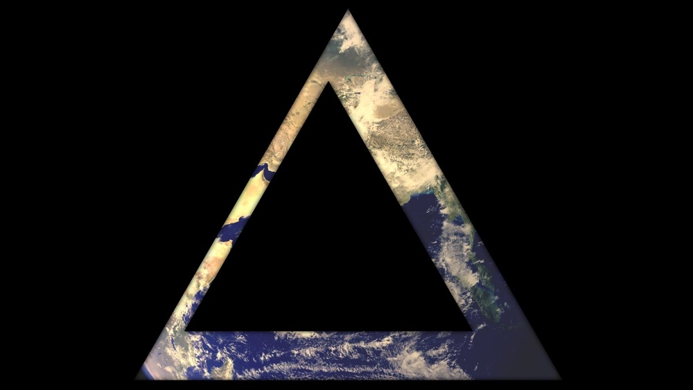 The Delta, the symbol of Daedalus and change.