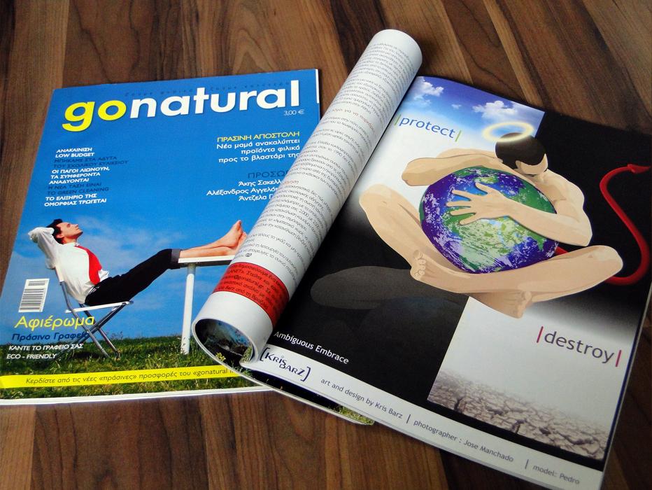 Go Natural mag