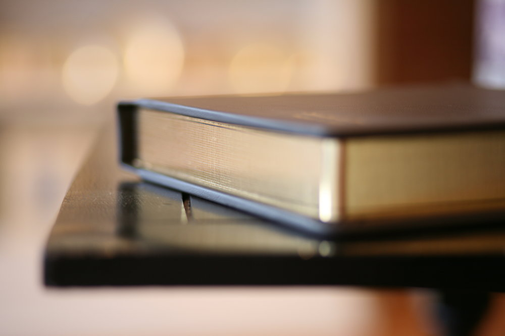 Bookbinding -