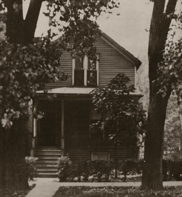 The Disney Home, circa 1920