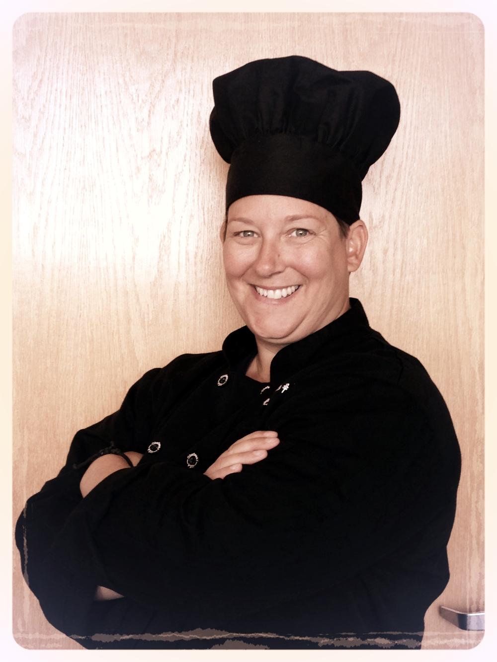 Chef Jeannine Sacco