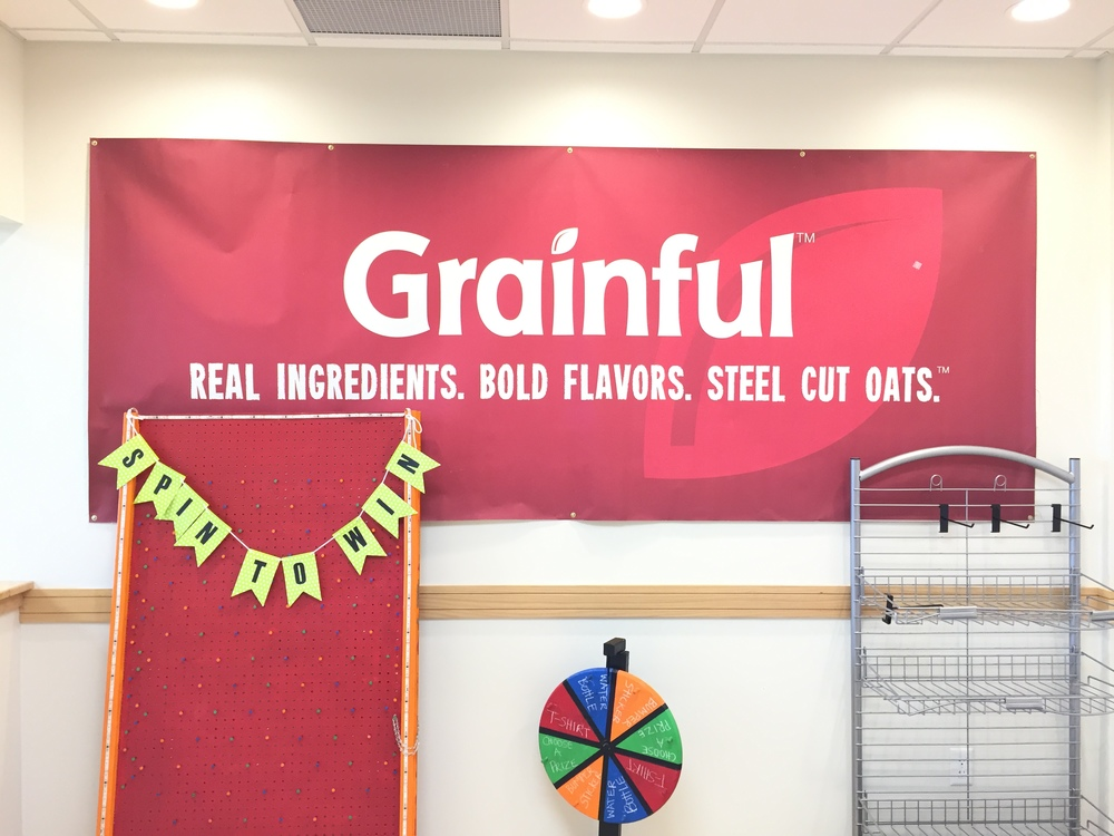 Welcome to the Grainful Headquarters!