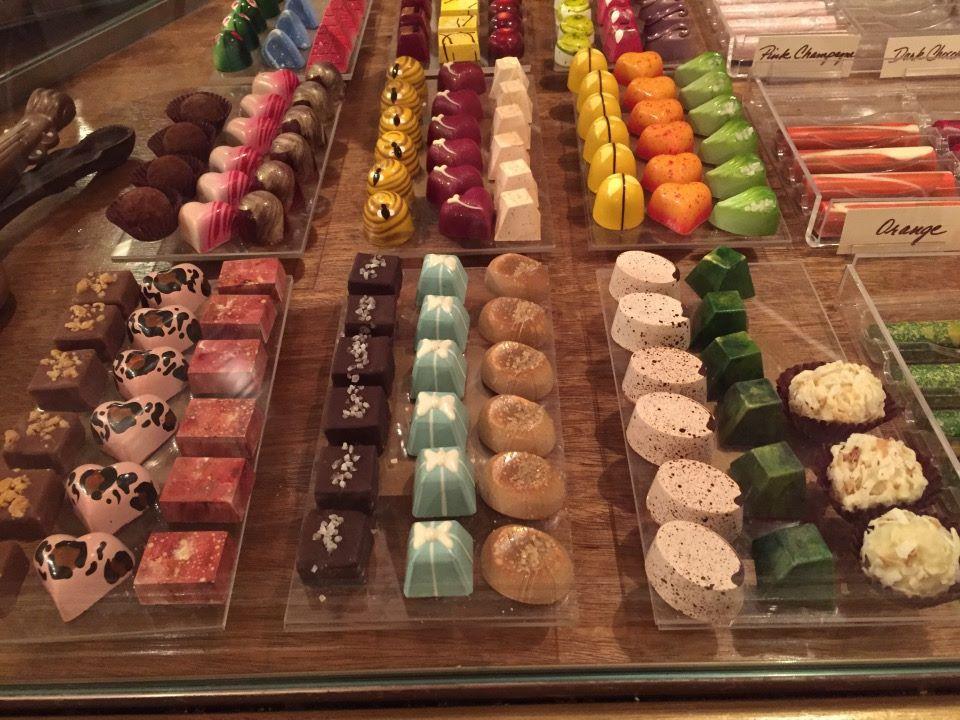 An Affair (With Chocolate) Chocolate Tasting  1-31-15