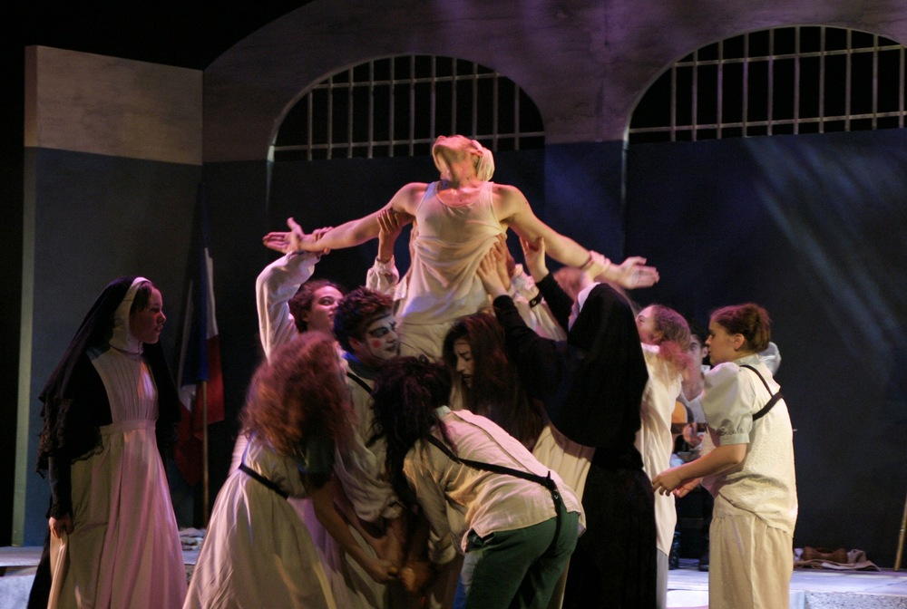 "Marat/Sade - ""Homage to Marat"""