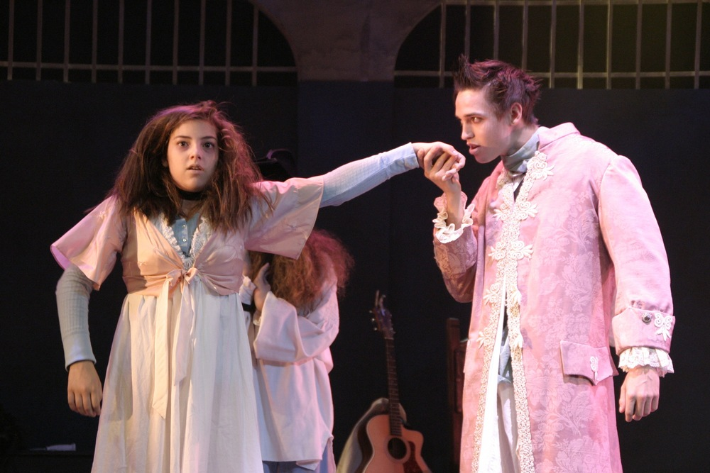 Marat/Sade - Charlotte Corday and Duperret