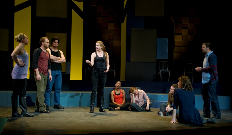 I Am Bradley Manning - Rehearsing Brecht