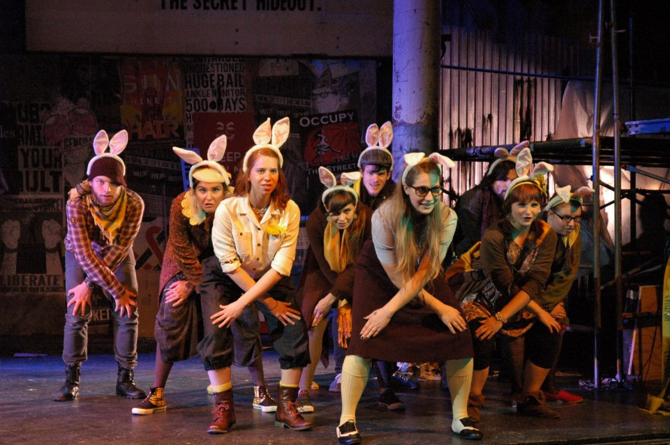 "Urinetown - ""We're Not Sorry"""