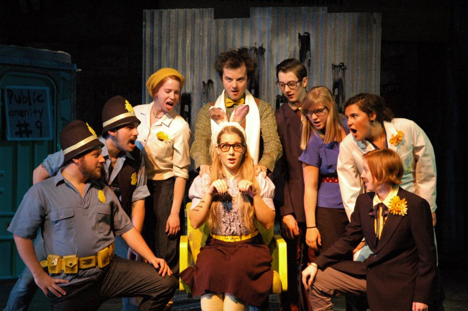 "Urinetown - ""Don't Be the Bunny"""