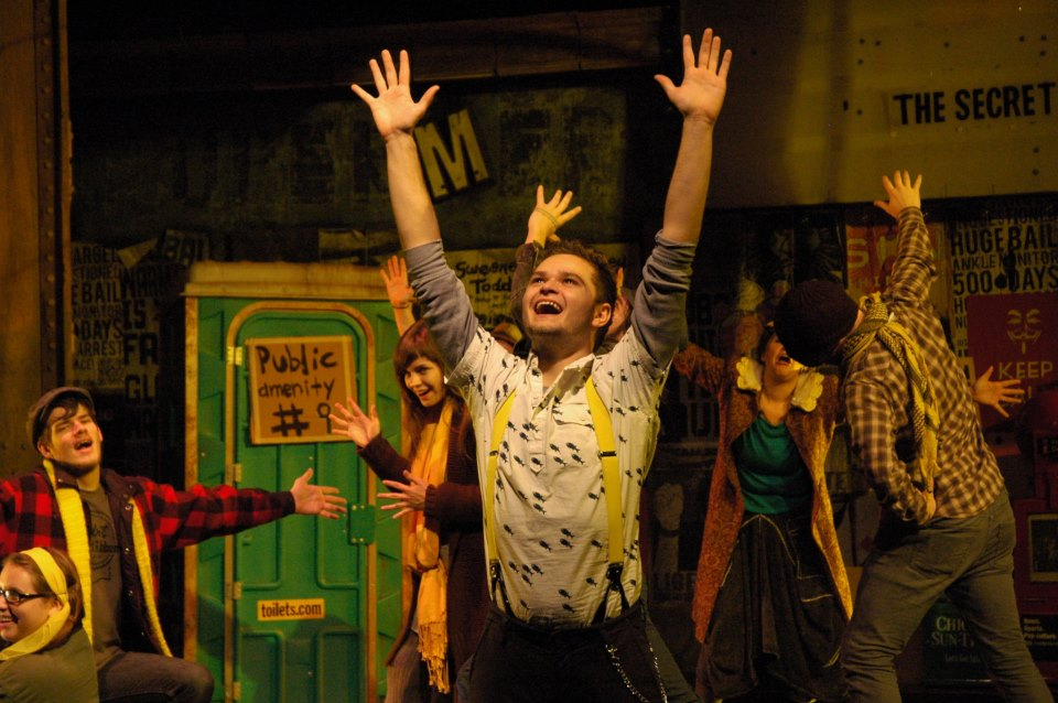 "Urinetown - ""Run Freedom, Run"""