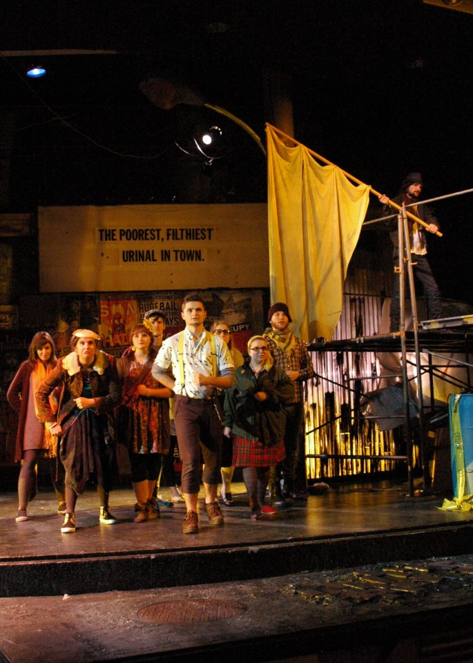 "Urinetown - ""Act One Finale"""