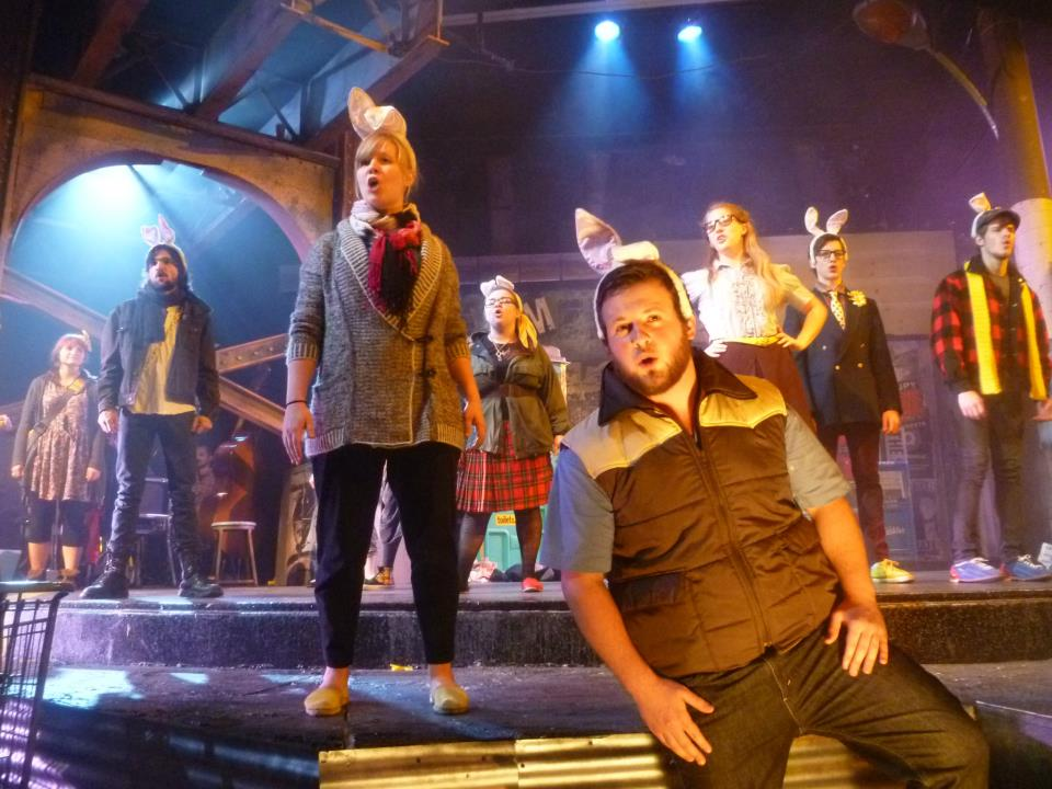 "Urinetown - ""I See a River"""