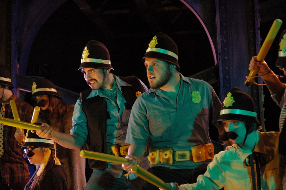 "Urinetown - ""The Cop Song"""