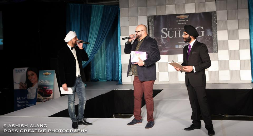 Host of the Suhaag Wedding Show