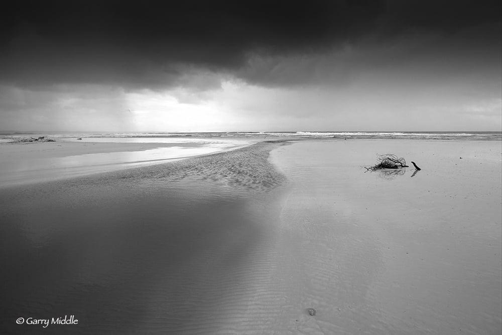 Black & white landscapes