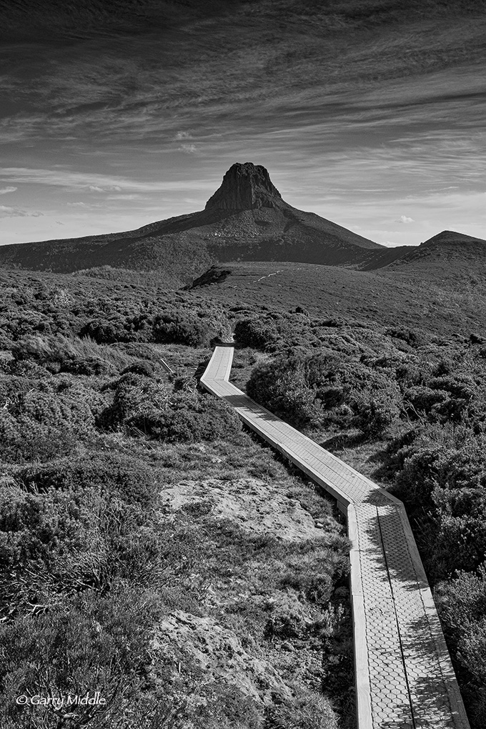 View of Barns Bluff 2 B&W.jpg