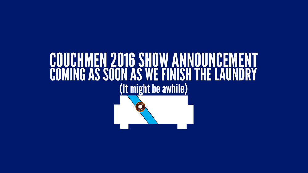 2016 Show Announcement coming soon