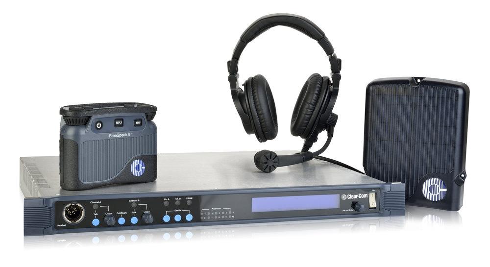 FreeSpeak II Distributed Wireless System -