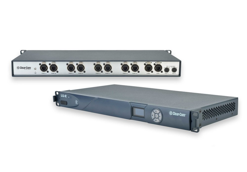 Interface the LQ-R4W8 with your nextFreeSpeak or HelixNet rental - Call for details. Come by the shop for a demonstration!