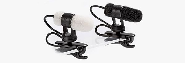 4080-DL-D-B00 d:screet™ 4080 Cardioid Mic, Normal SPL, Black, MicroDot