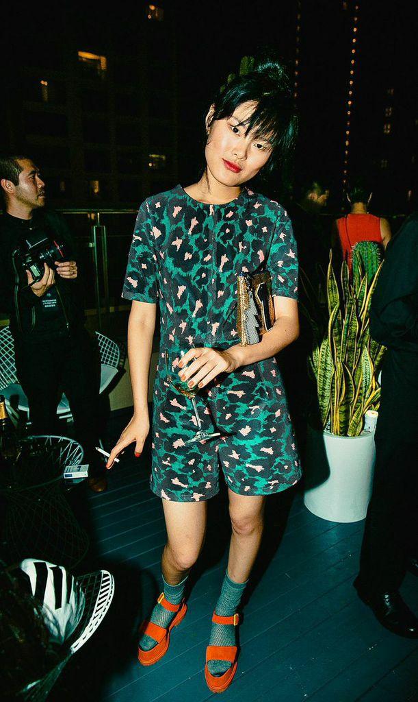 Model Chen Yu