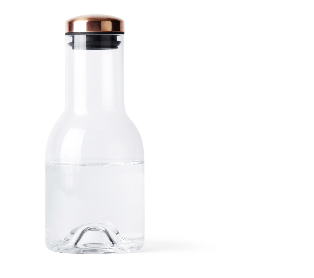 MENU Water Bottle. Design by: Design by Norm Architects.