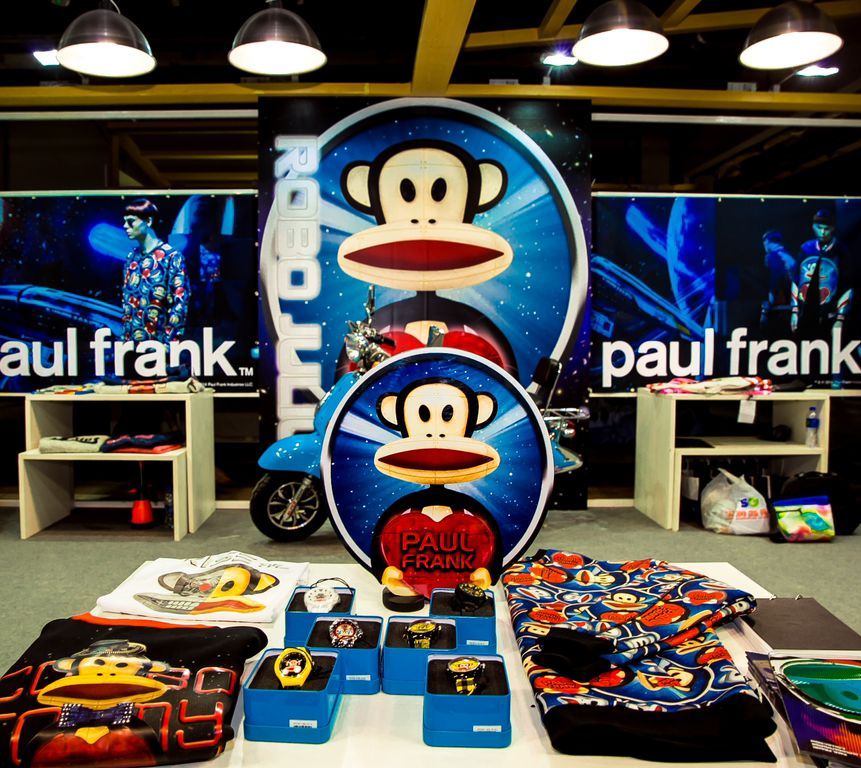 Californian lifestyle and fashion brand Paul Frank