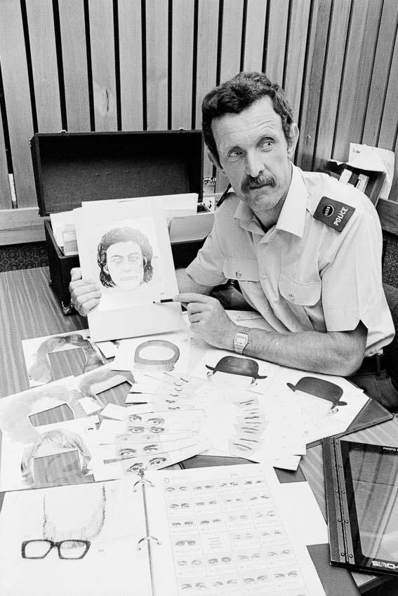 Police artist, 1987