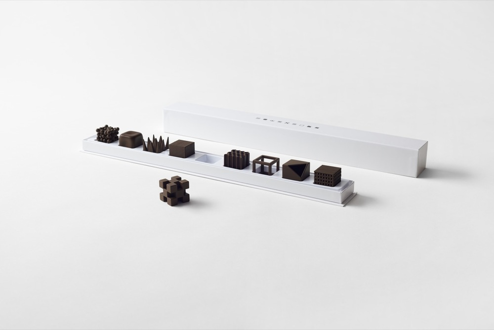 CHOCOLATEXTURE BY NENDO Thats it