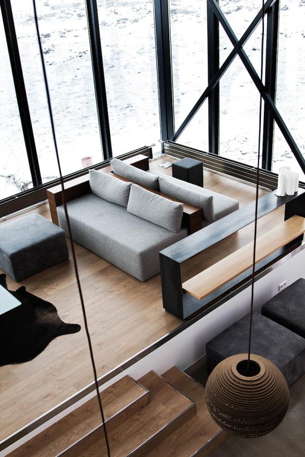 Ion Luxury Adventure Hotel  Design